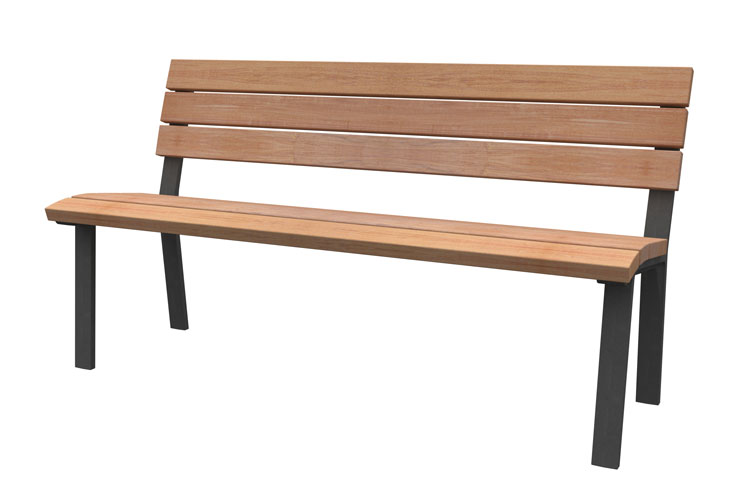 Joan 150, streetfurniture bench, straatmeubiliar bank