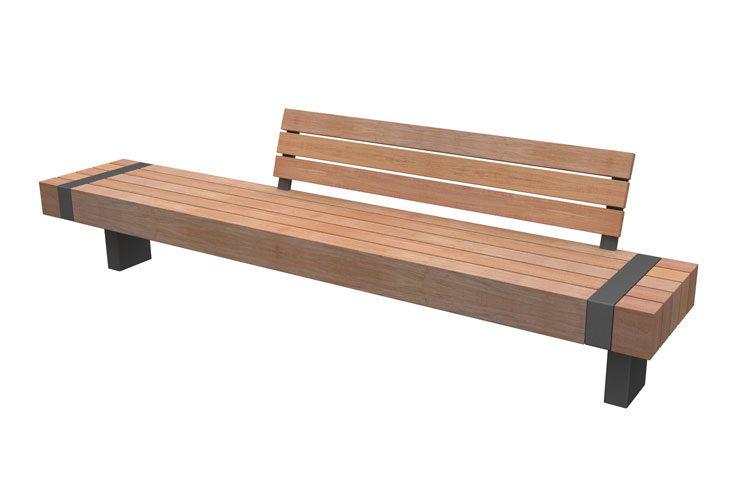 Mart 5, streetfurniture bench, straatmeubiliar bank